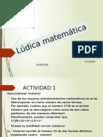 LUDICA-MATEMATICA