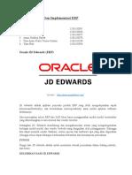 Tugas Konfigurasi Dan Implementasi ERP