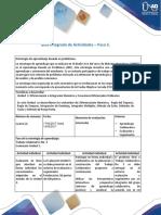 Guía de Actividades y Rúbrica de Evaluación Paso 3.