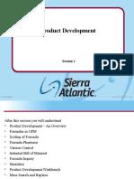 Product Development - Session1