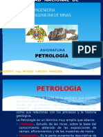 Diapositivas de Petrologia 2015