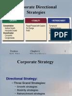 5 - Strategies