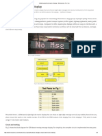 GSM-based Dot-matrix Display - Electronics for You