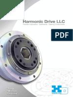 Harmonic Drive Catelog