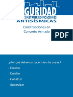 Construcciones en Concreto Armado