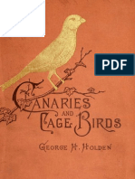 (1883) Canaries and Cage-Birds