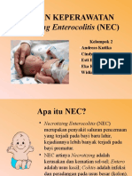 54426675 ASUHAN KEPERAWATAN Necrotizing Enterocolitis NEC