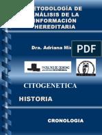 CITOGENETICA + Temas