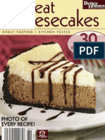Great Cheesecakes