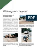 Capitulo 11 Colocacion y acabado del concreto.pdf