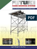 Frame Shoring System-Catalogue