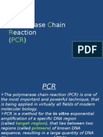 Polymerase Chain Reaction (PCR)-1