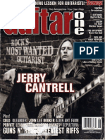 06 - Guitar One June 2001