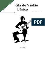 Apostila de Violão  - Básico.pdf