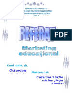 Referat Marketing