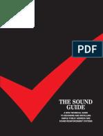 Sound Guide
