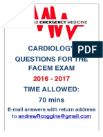 Cardiac and Resus Saq Version 2
