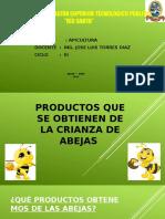 DIAPOSITIVAS DE ABEJAS - PRODUCTOS.pptx