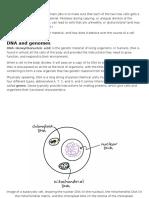 ChromosomesDNA, Chromosomes, And Genomes. Homologous Chromosomes, Sister Chromatids, And Haploid Diploid.