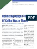 Design n Control of Ch W Plants_ashrae