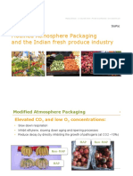Modified Admosphere Packing