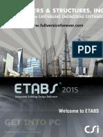 Etabs Draft Book