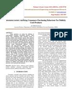 DecisionFactorsAffectingConsumersPurchasingBehaviourForPubliclyUsedProducts(303-309)