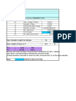 Exhaust Pipe Dia & Back Pressure Calculations - TCS Trivandrum