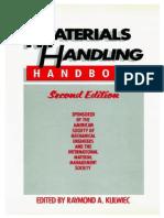 Materials Handling Handbook, 2nd Edition