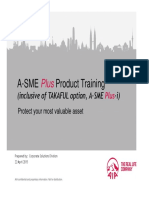 Document OnlineForm ASMEPluswithtakafuloptionProductTrainingSlides22April2015