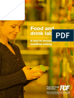 Food Drink Labelling Toolkit