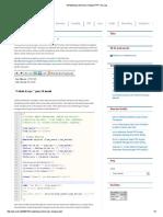 Menghitung Selisih Jam Dengan PHP _ Oz Log