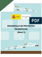 Desarrollo de Proyectos Telematicos