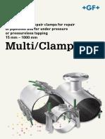 WA2064 Multiclamp 4 Luik NIEUWE CD 4 Lr