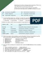 Word Information