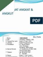 k3 Pesawat Angkat & Angkut