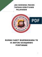 PANDUAN SKRINING KOMPLIT.doc