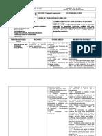 Analisis de Riesgo Por Oficio Actividades Construccion