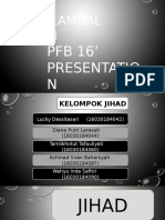 Presentation Jihad