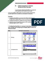 Quick Guide System 1200 - SonarLite Echo Sounder