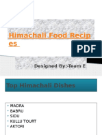 Himachali Food Recipes