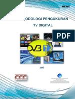 Buku Metodologi Pengukuran Tv Digital 31 Oct 2013