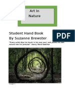 Arts The EDCE13018 Task 1 Student Hand Book.docx