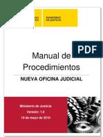 MAN PDM v.1.0 Manual de Procedimientos