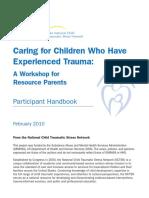 ParticipantHandbook Foster Care