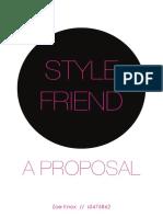 Zoe Knox - Style Friend Proposal