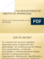Sitios Web y repositorios