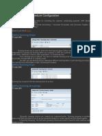 SAP Dunning Procedure Configuration