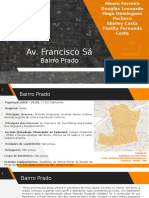 TP 01 - Av. Francisco Sá