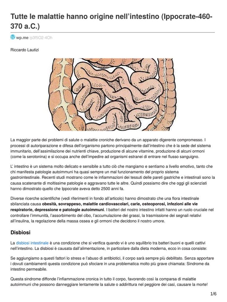 Tutte Le Malattie Hanno Origine Nellintestino Ippocrate-460